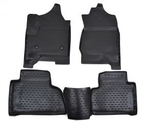 Tapis de voiture CHEVROLET TAHOE 2015-up 4 pcs