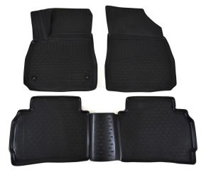 Tapis de voiture CHEVROLET MALIBU 2018-up 4 pcs