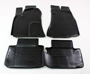 Tapis de voiture CHRYSLER 300C 2004-2012  4 pcs