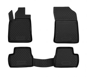 Tapis de voiture CITROEN DS3 2010-up 4 pcs