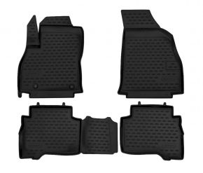 Tapis de voiture CITROEN NEMO 2008-up 2 pcs