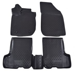 Tapis de voiture DACIA SANDERO 2014-up 4 pcs