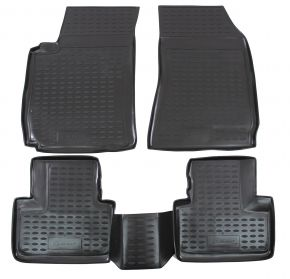 Tapis de voiture FIAT FREEMONT 2011-up 4 pcs