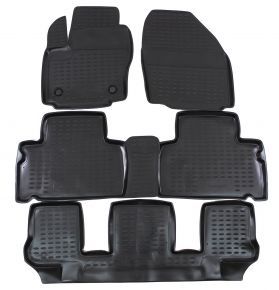 Tapis de voiture FORD FORD Galaxy 2006-up 5 pcs