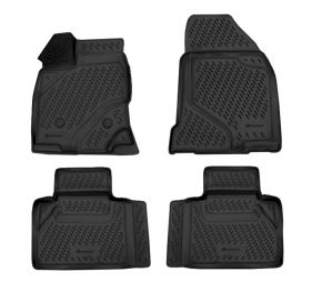 Tapis de voiture FORD EDGE 2013-up 4 pcs