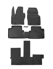 Tapis de voiture FORD GRAND C-MAX 2010-up 5 pcs