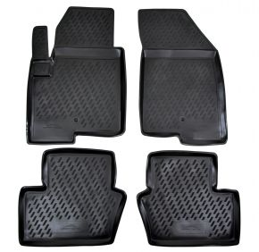 Tapis de voiture JEEP Compass 2009-2017