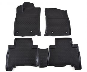 Tapis de voiture TOYOTA 4RUNNER 2009-up, 4 pcs