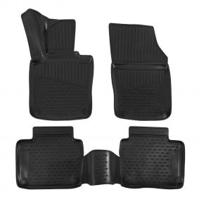 Tapis de voiture VOLVO V90 2016-up, 4 pcs