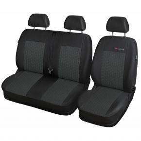 Housse de siège auto pour MERCEDES SPRINTER II 2+1, ans 2006-
