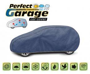 Toile membrane douce de protection pour toute la voiture PERFECT GARAGE hatchback Lancia Y od 2011 380-405 cm