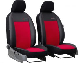 Housse de siège de voiture sur mesure Exclusive NISSAN PRIMASTAR 1+1 (2001-2014)