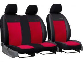 Housse de siège de voiture sur mesure Exclusive ISUZU L35 EASY 2+1 (2014)