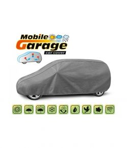 Toile pour voiture MOBILE GARAGE XL LAV DACIA DOKKER 443-463 cm
