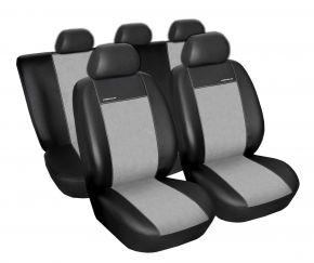 Housse de siège universelle PREMIUM gris, taille A