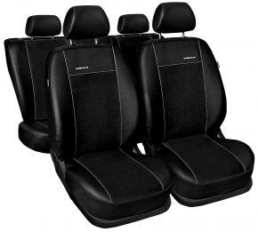 Housse de siège auto pour FORD TRANSIT CUSTOM 2+1