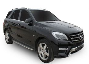 Marche pieds pour voiture Mercedes Benz ML W-166 OE Style 2012-