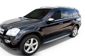 Marche pieds pour voiture MERCEDES GL 450, 2007-2013
