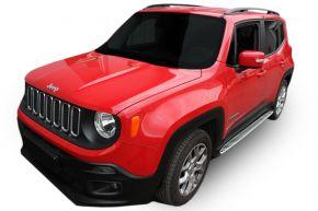 Marche pieds pour voiture Jeep Renegade 2014-up