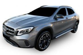 Marche pieds pour voiture Mercedes GLA X156 2015-up
