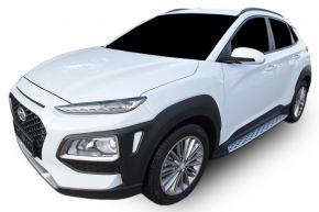 Marche pieds pour voiture Hyundai Kona 2017-up