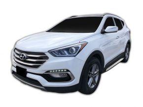Marche pieds pour voiture Hyundai Santa Fe 2018-up