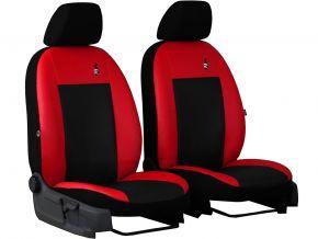 Housse de siège de voiture sur mesure Cuir ROAD CITROEN JUMPER III 1+1 (2014-2019)