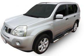 Cadres latéraux pour Nissan X-Trail T31 2007-2013