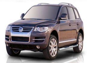 Cadres latéraux pour Volkswagen Touareg 2002-2010