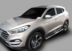 Cadres latéraux pour Hyundai Tucson 2015-up