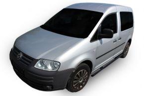 Cadres latéraux pour Volkswagen Caddy 2003-2015, 60,3 mm BLACK