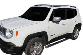 Cadres latéraux pour Jeep Renegade 2014-up