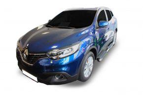 "Cadres latéraux pour Renault Kadjar 2015-2019 4"" oval"