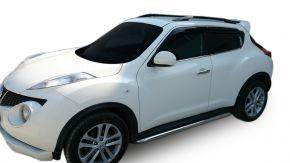 Cadres latéraux pour Nissan Juke 2010-2014 / 2014-2019 60,3 mm