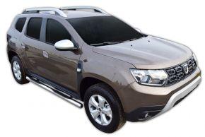 Cadres latéraux pour Dacia Duster 2 2018-up