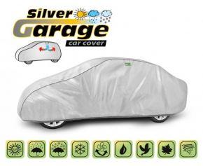 Toile contre pluie et ombragé SILVER GARAGE sedan Lancia Lybra 425-470 cm