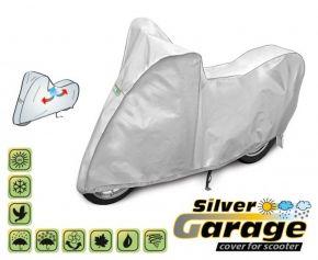 Toile pour scooter SILVER GARAGE 185-230 cm