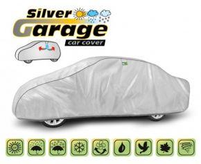 Toile contre pluie et ombragé SILVER GARAGE sedan Mercedes Klasa E 472-500 cm