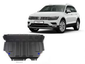 Protections moteur et boîte de vitesses Volkswagen Tiguan 1,4TSI; 2,0TSI; 2,0TDI 2016-