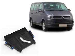 Protections moteur et boîte de vitesses Volkswagen  T5 (Caravelle; Multivan; Transporter) s'adapte à tous les moteurs 2003-2010, 2010-2015, 2015-