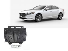 Protections moteur et boîte de vitesses Mazda 6 1,8; 2,0; 2,5 2015-