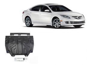 Protections moteur et boîte de vitesses Mazda 6 1,8; 2,0; 2,5 2013-2015