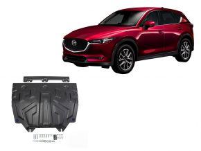 Protections moteur et boîte de vitesses Mazda CX-5 2,0; 2,5; 2,2D 2017-