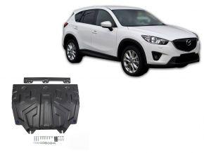 Protections moteur et boîte de vitesses Mazda CX-5 2,0; 2,5; 2,2D 2011-2017