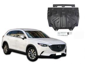 Protections moteur et boîte de vitesses Mazda CX-9 2,5 2017-