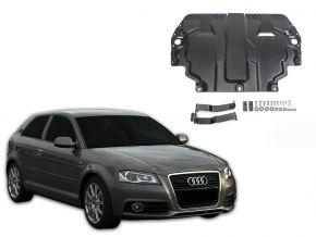 Protections moteur et boîte de vitesses Audi A3 8P s'adapte à tous les moteurs 2003-2012