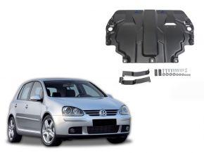 Protections moteur et boîte de vitesses Volkswagen  Golf V s'adapte à tous les moteurs 2004-2008
