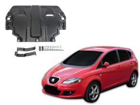 Protections moteur et boîte de vitesses Seat Altea 1,6; 2,0TDI; 2,0TSI 2004-2015