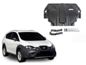 Protections moteur et boîte de vitesses Seat Altea Freetrack 2,0 TSI 2004-2015