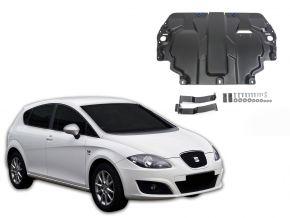 Protections moteur et boîte de vitesses Seat Leon 1,6; 2,0TDI 2005-2013